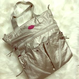 Juicy Couture Silver Tote